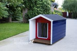 Modern kutyaház