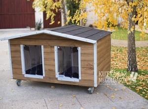 Többszemélyes kutyaház